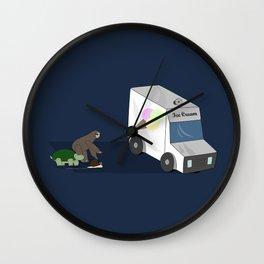 Anticipation Wall Clock
