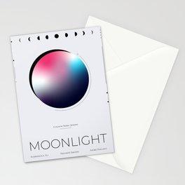 Moonlight Movie Poster Stationery Cards