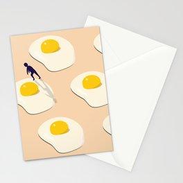 Morning Crawl Stationery Cards