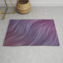 Abstract painting color texture 3 Rug
