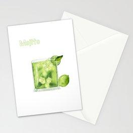 MO-jito  Stationery Cards