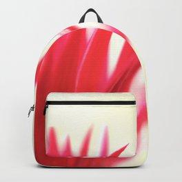 Gerbera Abstract  Backpack