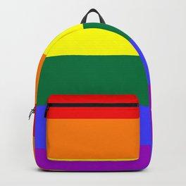 LGBT Gay Flag Backpack