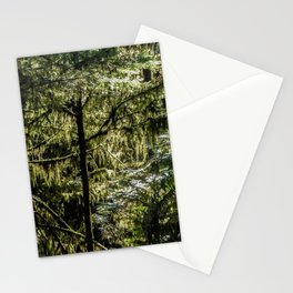 Moss is Boss Stationery Cards
