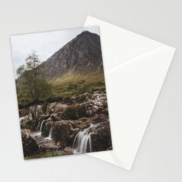 Famous Etive Mor - Landscape and Nature Photography Stationery Cards