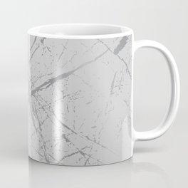 Silver Splatter 089 Coffee Mug