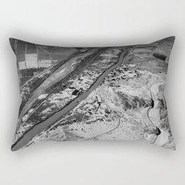 California All American Canal NARA 23935485 Rectangular Pillow