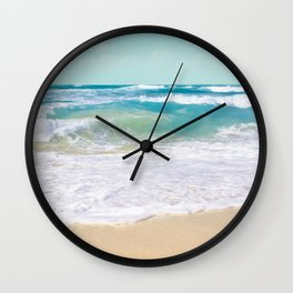 The Ocean Wall Clock