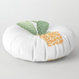 Cactus Best Friends - Prickly Pear Floor Pillow
