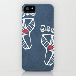 Jesus Christ feet iPhone Case