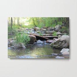 Oak Creek No. 2 Metal Print