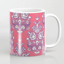 Ragi damask ikat Coffee Mug