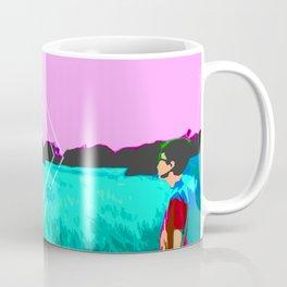 """Curiosity Fed the Mind"" Coffee Mug"