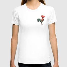 Poppycock 1 Pun T-shirt