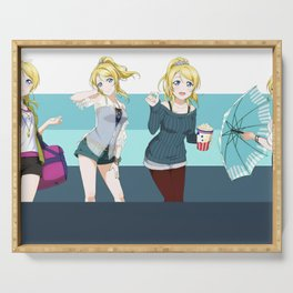 Love Live! Serving Tray