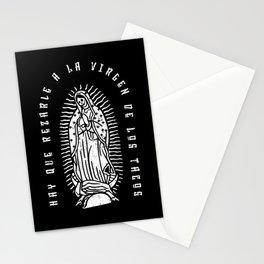 La Virgen De Los Tacos Stationery Cards
