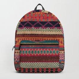 Oriental Traditional Rug Artwork Design C13 Backpack