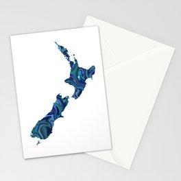Aotearoa - Pāua Stationery Cards