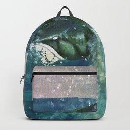 Shark Week Backpack