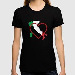 Forza Italia Italy Saying T-shirt T-shirt