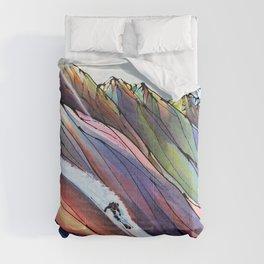 Sunburst Turnagain Pass Backcountry Comforters