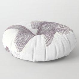 BALLPEN FISH 6 Floor Pillow