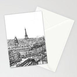Paris INK ART Stationery Cards