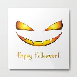 Happy Halloween! Metal Print