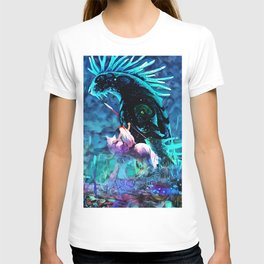 Colorful Shinigami T-shirt