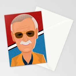 Stan Lee Stationery Cards