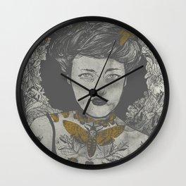 beautiful creatures Wall Clock