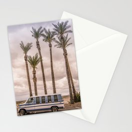 Econoline Palm Parking Stationery Cards