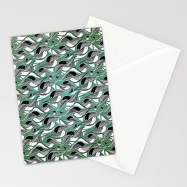 Bird Mosaic Stationery Cards