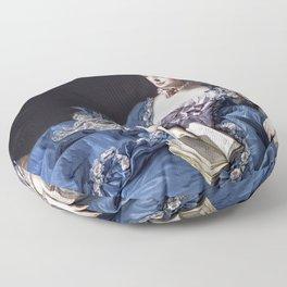 Madame De Pompadour Floor Pillow