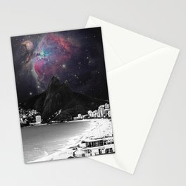 Ipanema's Universe Stationery Cards