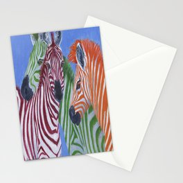 ZZZebras Stationery Cards