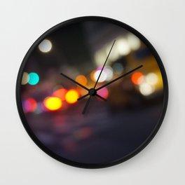 """""""Bokeh 5th"""" Wall Clock"""