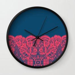 Mademoiselle Ronda Wall Clock