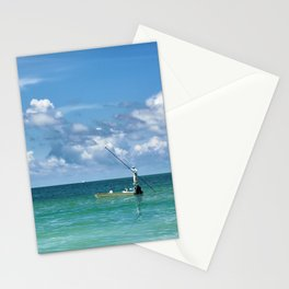Ocean Panoramic Stationery Cards