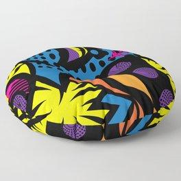Prismatic Cat Floor Pillow