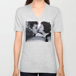 Rebels with a Cause Unisex V-Neck