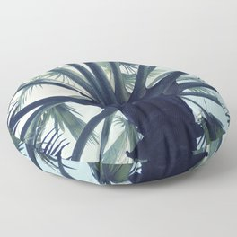 Tropical Tranquillity Floor Pillow