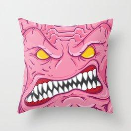 Krang Throw Pillow