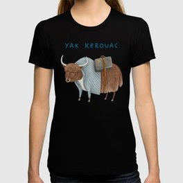 Yak Kerouac T-shirt