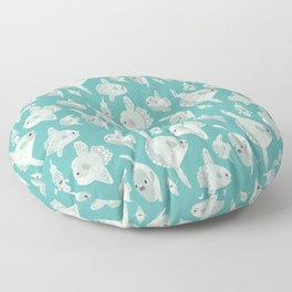 Mola mola Floor Pillow