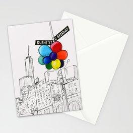 City Corner Stationery Cards