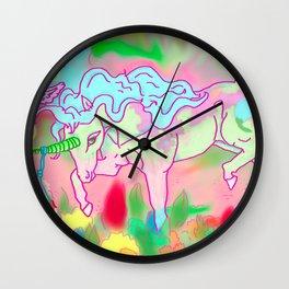 Flora the Dreammaker Wall Clock