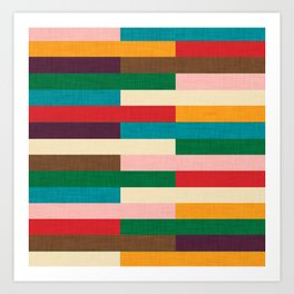 Kilim #homedecor Art Print