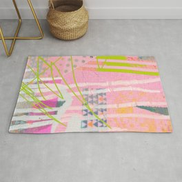 Snakes and Ladders series 4 Rug