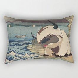 Boushū hota no kaigan Appa Rectangular Pillow